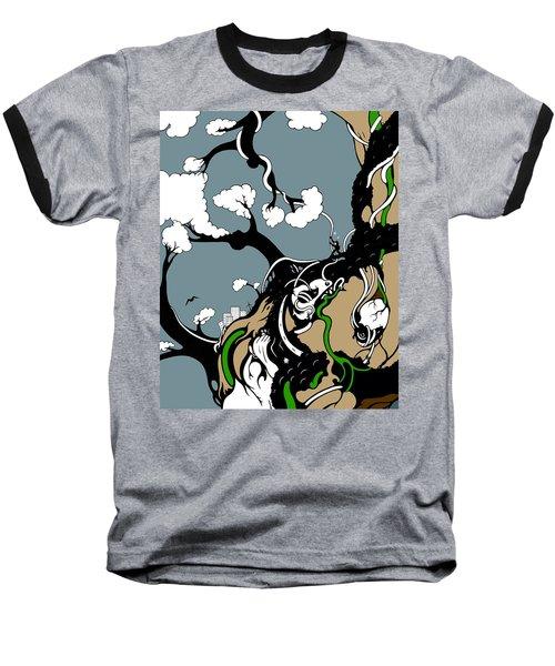 Humanity Rising Baseball T-Shirt