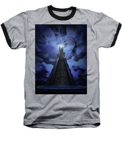 Humanity's Last Stand Baseball T-Shirt