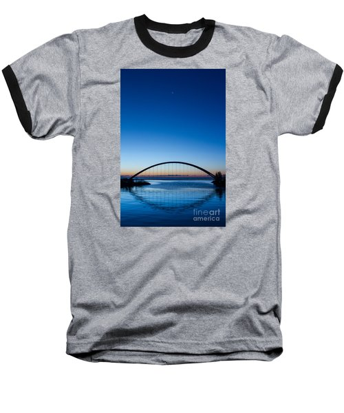 Humber River Dawn Baseball T-Shirt