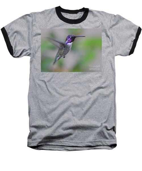 Hummingbird Flight Baseball T-Shirt