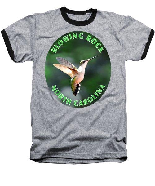 Hummingbird T-shirt Baseball T-Shirt
