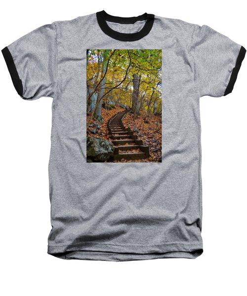 Humpback Rock Trail Baseball T-Shirt
