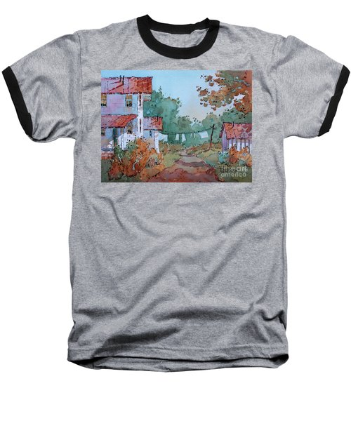 Hung Out To Dry Baseball T-Shirt