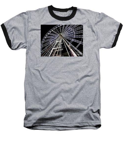 Hungarian Wheel Baseball T-Shirt