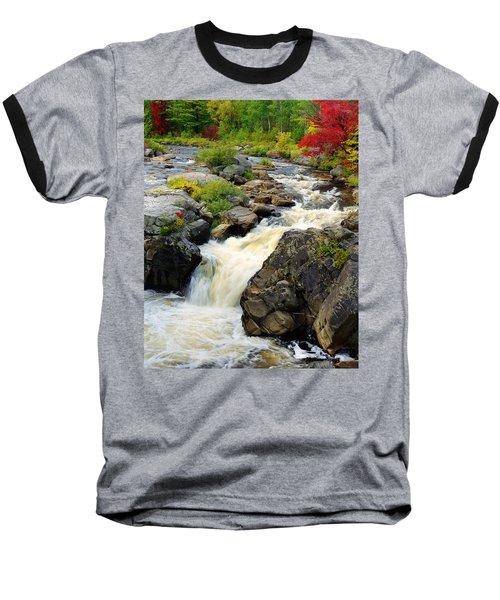Hungary Trout Falls Baseball T-Shirt