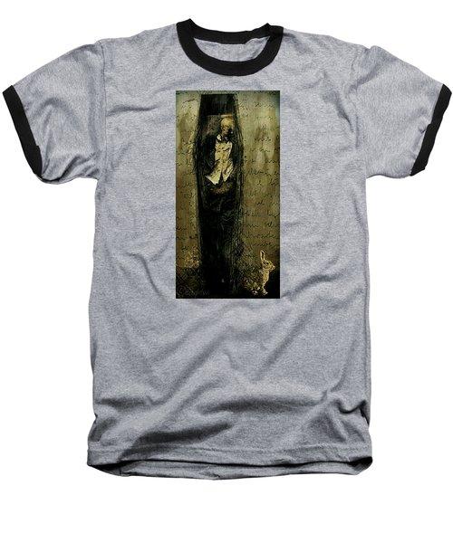 Hungry Man Baseball T-Shirt