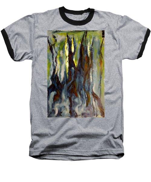 Hunted Forest Baseball T-Shirt