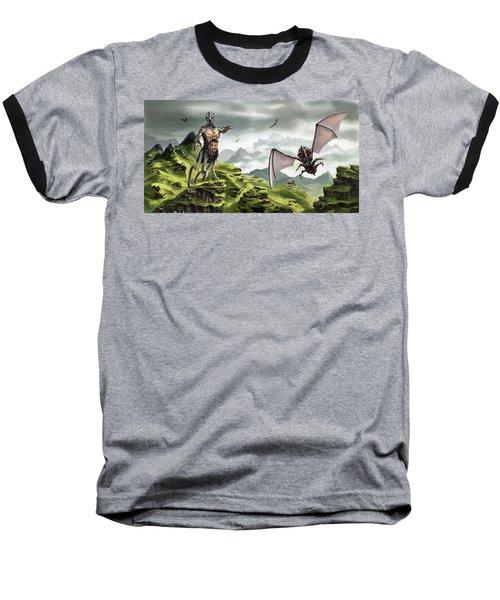 Hunter - Hound Baseball T-Shirt