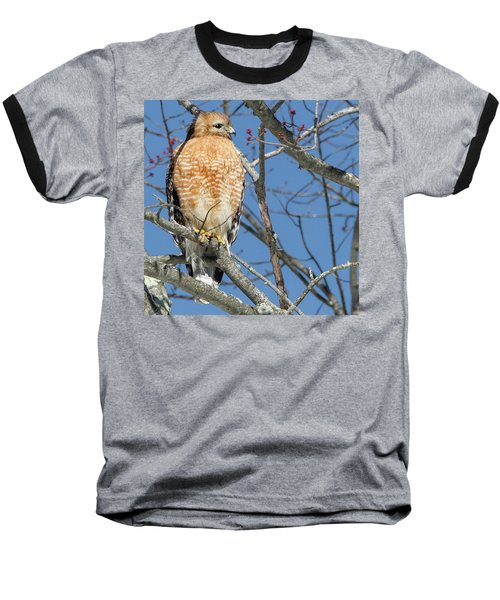Baseball T-Shirt featuring the photograph Hunter Square by Bill Wakeley