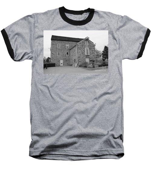 Hunterdon Art Museum Baseball T-Shirt