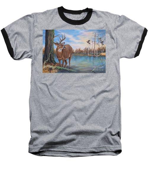 Hunters Dream Sold Baseball T-Shirt