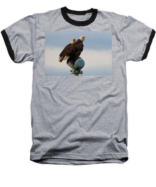 Hunting Pair Baseball T-Shirt