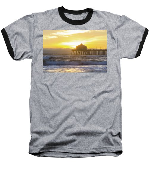 Huntington Peir 2 Baseball T-Shirt