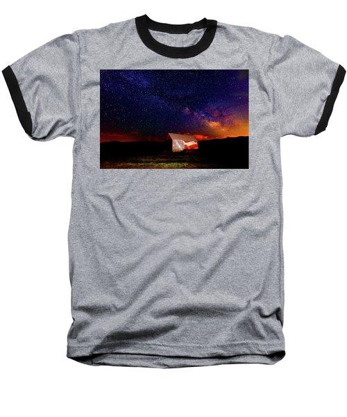 Huntsville Barn Baseball T-Shirt