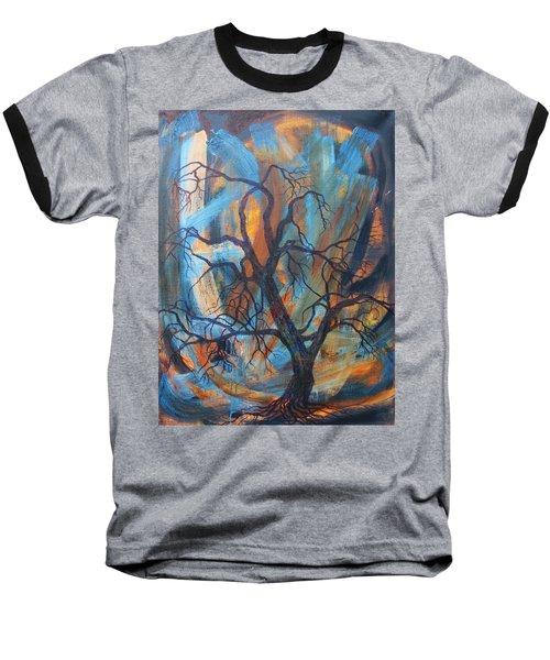 Hurricane Baseball T-Shirt