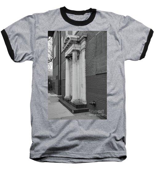 Hurst House Door Baseball T-Shirt