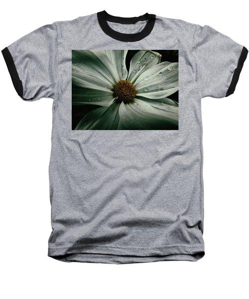 Hush Baseball T-Shirt by Karen Stahlros