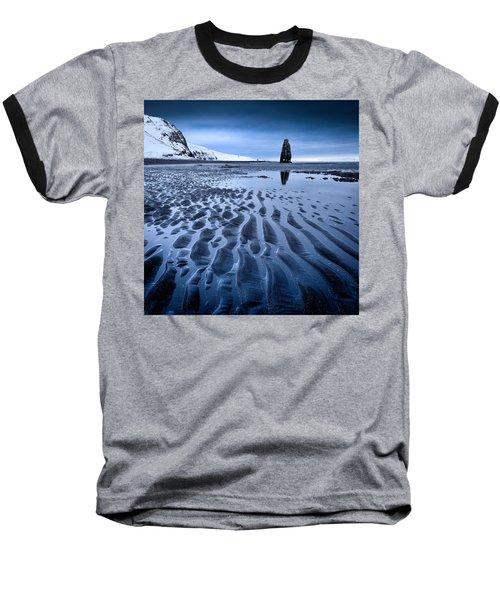 Hvitserkur, Iceland Baseball T-Shirt