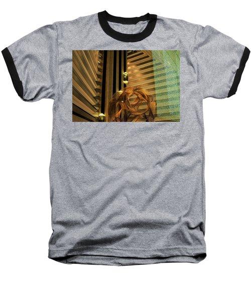 Hyatt Regency Sf Atrium Baseball T-Shirt