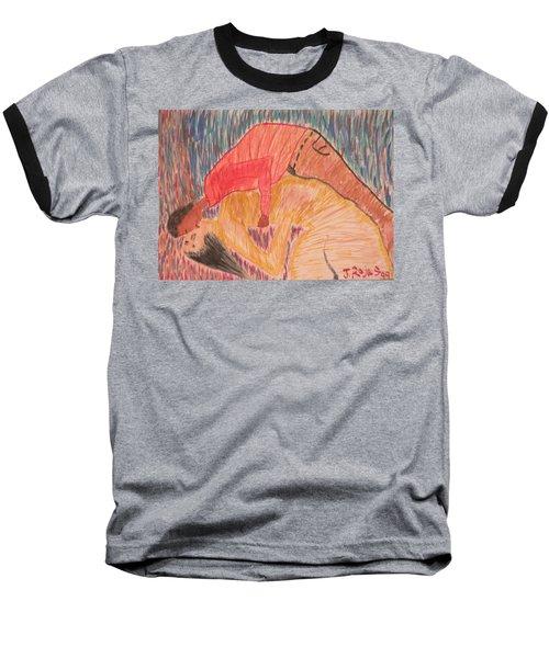 Hybrid's Are Coming Baseball T-Shirt