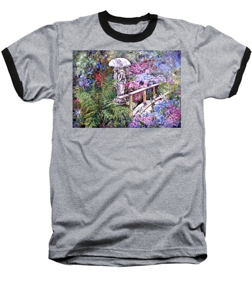 Hydrangea In The Formosa Gardens Baseball T-Shirt