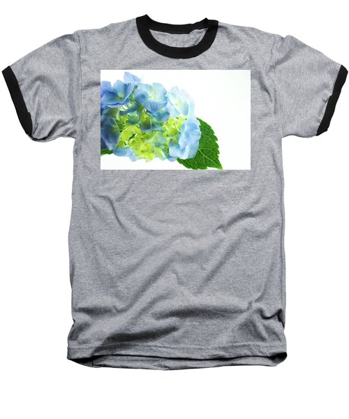 Hydrangea Magic Baseball T-Shirt