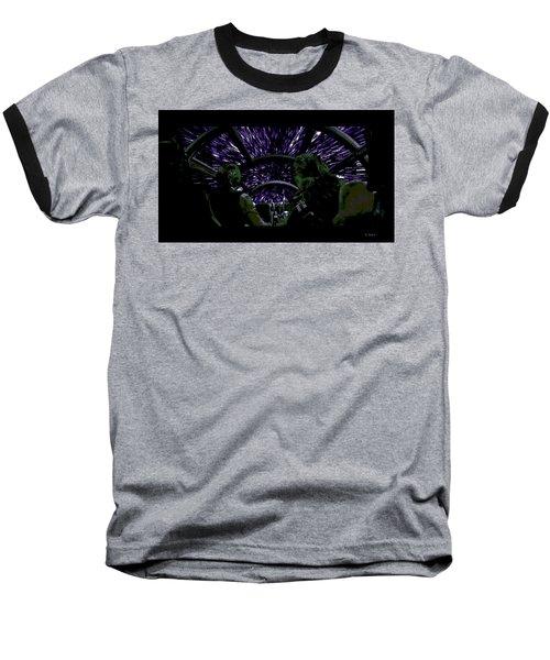 Hyper Space Baseball T-Shirt