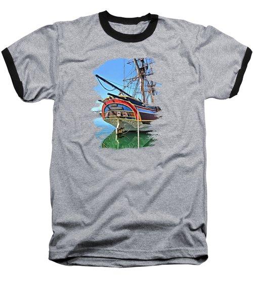 I Am A Lady Baseball T-Shirt