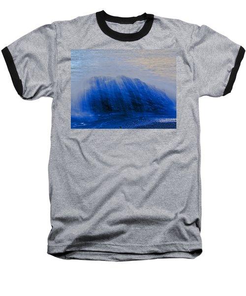 I Am A Rock Baseball T-Shirt