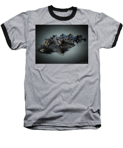 I Am Gator, No. 45 Baseball T-Shirt
