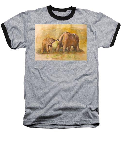 My Mom Baseball T-Shirt