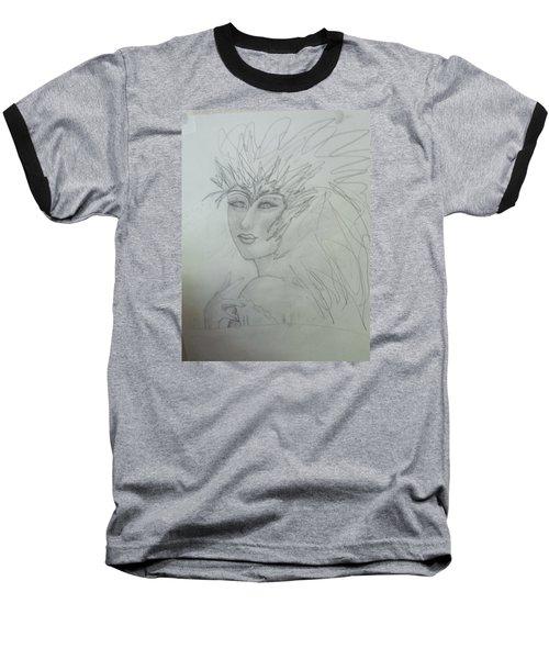 I Am The Phoenix Baseball T-Shirt