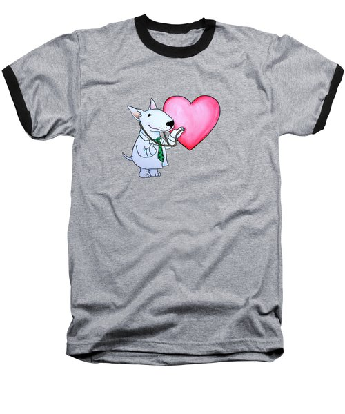 I Am Your Dogtor Baseball T-Shirt