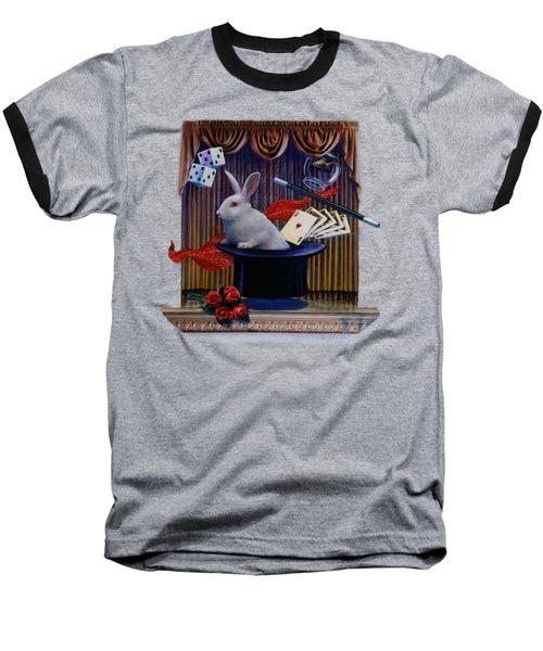 I Believe In Magic Baseball T-Shirt