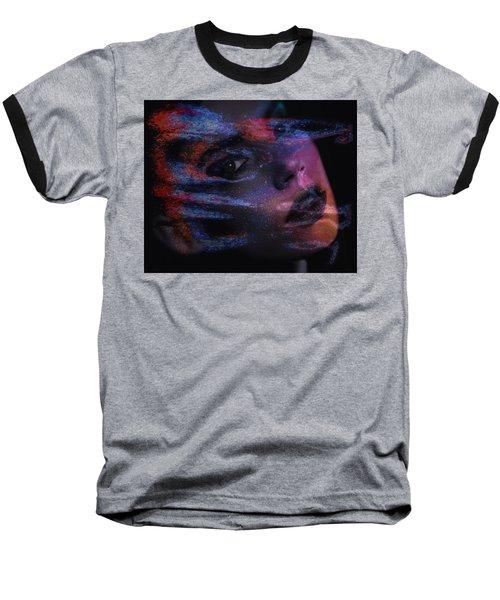 I Breathe Art Therefore I Am Art Baseball T-Shirt