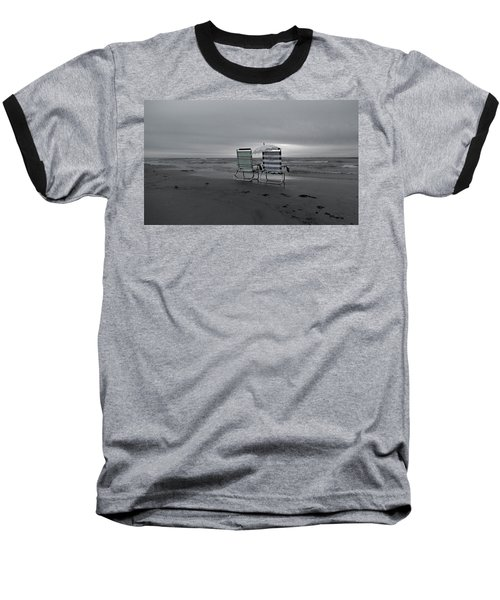I Brought A Chair For You Baseball T-Shirt