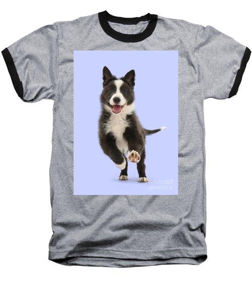 I Can Run All Day Baseball T-Shirt