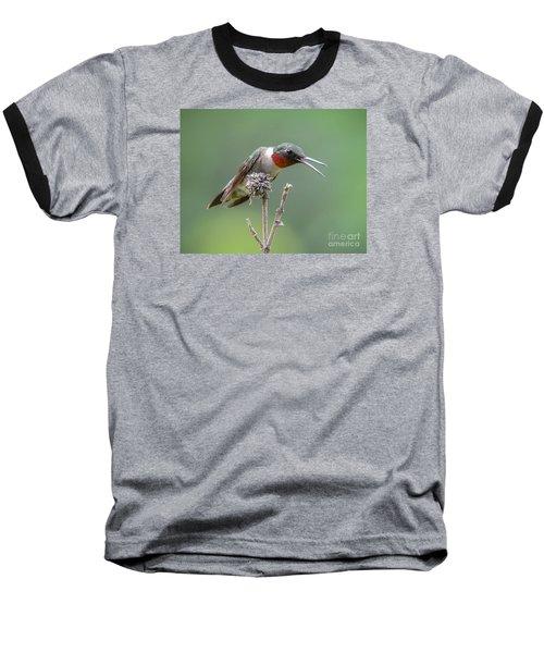 I Can Sing Too Baseball T-Shirt
