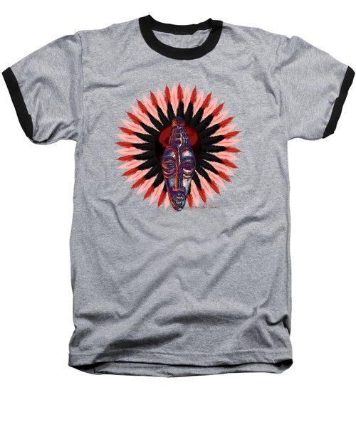 I Come 2 U With My War Paint On Baseball T-Shirt