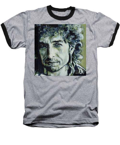 I Could Hold You For A Million Years. Bob Dylan Baseball T-Shirt