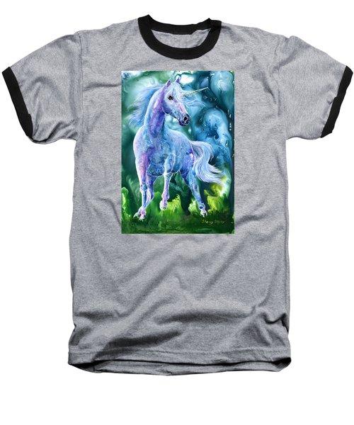 I Dream Of Unicorns Baseball T-Shirt