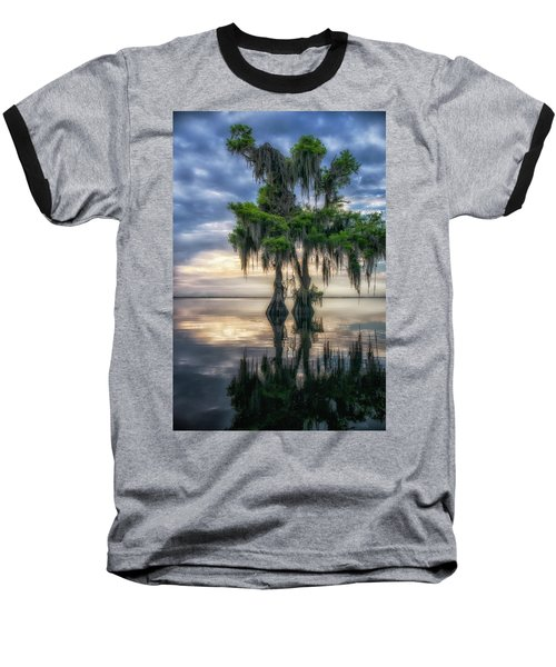 I Dreamed Of Cypress Baseball T-Shirt