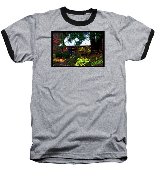 I Dreamt I Was A Cabin Baseball T-Shirt