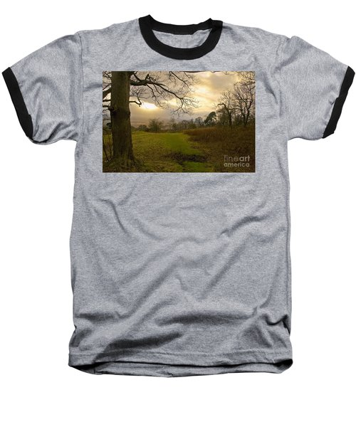 I Follow The Sunset. Baseball T-Shirt