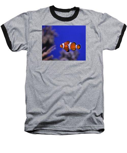 I Found Him Baseball T-Shirt by George Jones