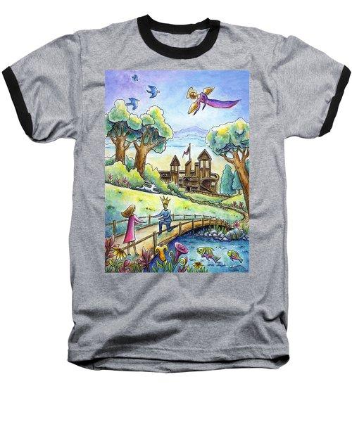 I Give You My Heart Baseball T-Shirt