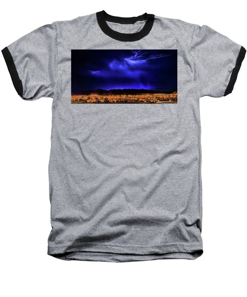 I Got You Babe Baseball T-Shirt by Michael Rogers