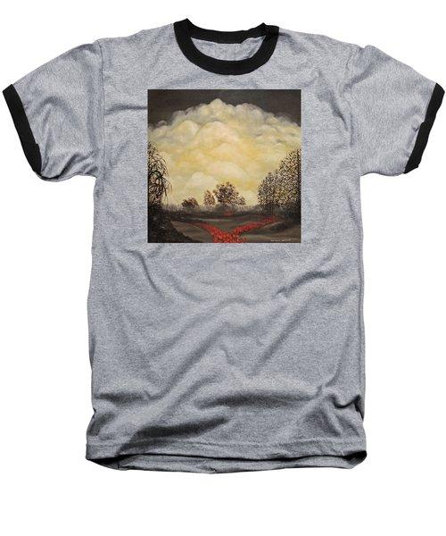 I Had A Dream Baseball T-Shirt by John Stuart Webbstock