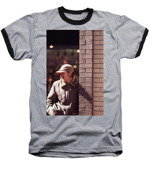 I Like My Cap Baseball T-Shirt