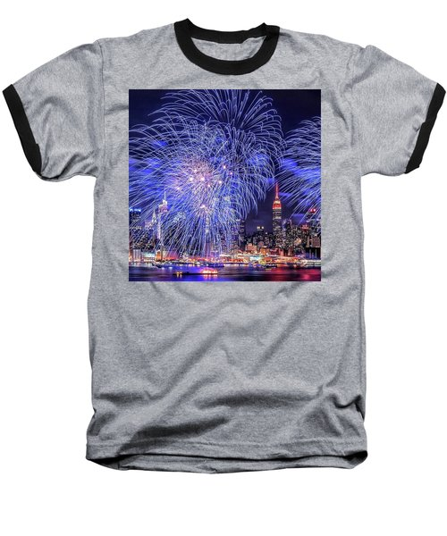 I Love This City Baseball T-Shirt